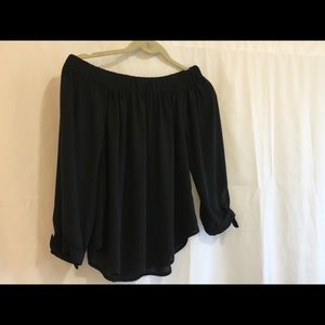 Express dressy top size xs new with tag